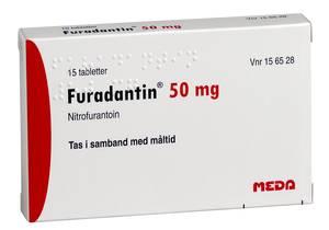 alvedon mot urinvägsinfektion