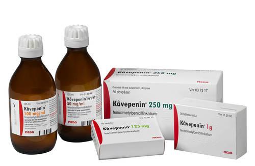 läkemedel mot bihåleinflammation